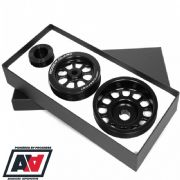 RCM Subaru Super Lightweight Ancillary Pulley Kit with No Air Con V8+ RCM1752